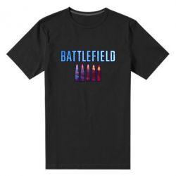 Чоловіча стрейчева футболка Battlefield 5 bullets