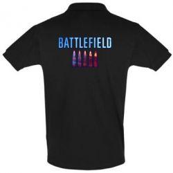 Футболка Поло Battlefield 5 bullets