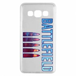 Чохол для Samsung A3 2015 Battlefield 5 bullets