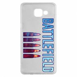 Чохол для Samsung A5 2016 Battlefield 5 bullets