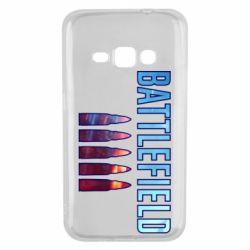Чохол для Samsung J1 2016 Battlefield 5 bullets