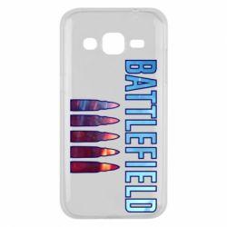 Чохол для Samsung J2 2015 Battlefield 5 bullets