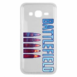 Чохол для Samsung J5 2015 Battlefield 5 bullets