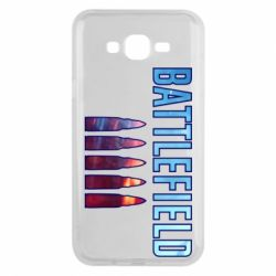 Чохол для Samsung J7 2015 Battlefield 5 bullets