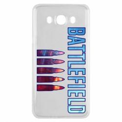 Чохол для Samsung J7 2016 Battlefield 5 bullets