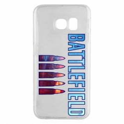 Чохол для Samsung S6 EDGE Battlefield 5 bullets