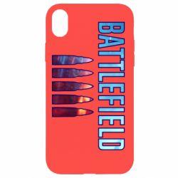 Чохол для iPhone XR Battlefield 5 bullets