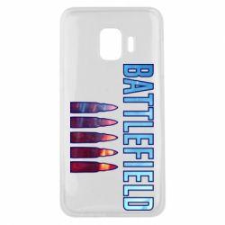 Чохол для Samsung J2 Core Battlefield 5 bullets