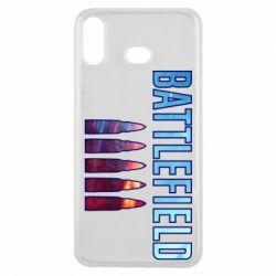 Чохол для Samsung A6s Battlefield 5 bullets