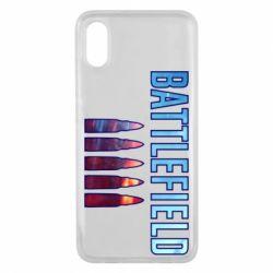 Чохол для Xiaomi Mi8 Pro Battlefield 5 bullets