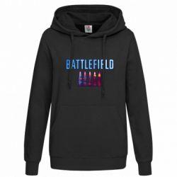 Толстовка жіноча Battlefield 5 bullets