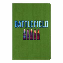 Блокнот А5 Battlefield 5 bullets