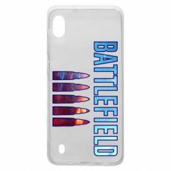 Чохол для Samsung A10 Battlefield 5 bullets
