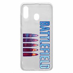 Чохол для Samsung A30 Battlefield 5 bullets