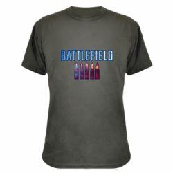Камуфляжна футболка Battlefield 5 bullets