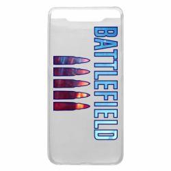 Чохол для Samsung A80 Battlefield 5 bullets