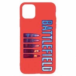 Чохол для iPhone 11 Pro Max Battlefield 5 bullets