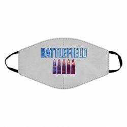 Маска для обличчя Battlefield 5 bullets