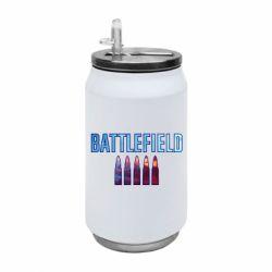 Термобанка 350ml Battlefield 5 bullets