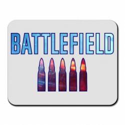 Килимок для миші Battlefield 5 bullets