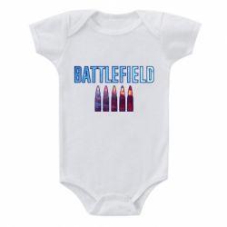 Дитячий бодік Battlefield 5 bullets