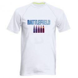 Чоловіча спортивна футболка Battlefield 5 bullets
