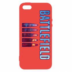 Чохол для iphone 5/5S/SE Battlefield 5 bullets