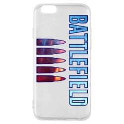 Чохол для iPhone 6/6S Battlefield 5 bullets