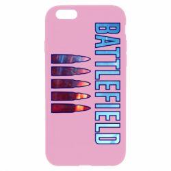 Чохол для iPhone 6 Plus/6S Plus Battlefield 5 bullets