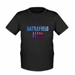 Дитяча футболка Battlefield 5 bullets