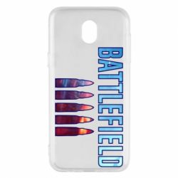 Чохол для Samsung J5 2017 Battlefield 5 bullets