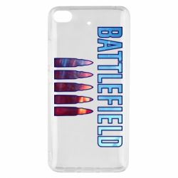 Чохол для Xiaomi Mi 5s Battlefield 5 bullets