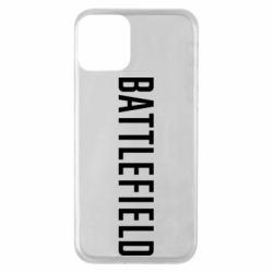 Чохол для iPhone 11 Battlefield logo