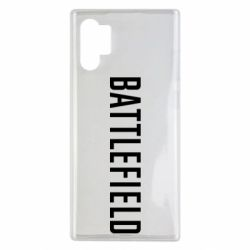 Чохол для Samsung Note 10 Plus Battlefield logo