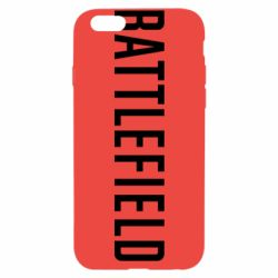 Чохол для iPhone 6/6S Battlefield logo