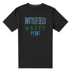 Чоловіча стрейчева футболка Battlefield rulit