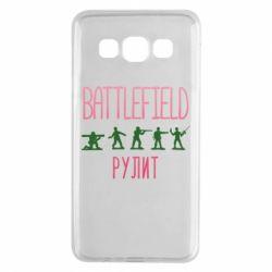 Чохол для Samsung A3 2015 Battlefield rulit