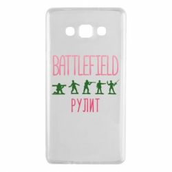 Чохол для Samsung A7 2015 Battlefield rulit