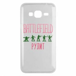 Чохол для Samsung J3 2016 Battlefield rulit