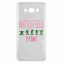 Чохол для Samsung J7 2016 Battlefield rulit