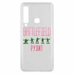 Чохол для Samsung A9 2018 Battlefield rulit