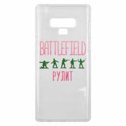 Чохол для Samsung Note 9 Battlefield rulit