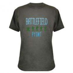 Камуфляжна футболка Battlefield rulit