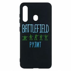Чохол для Samsung M40 Battlefield rulit