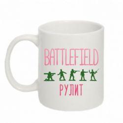 Купить Кружка 320ml Battlefield rulit, FatLine