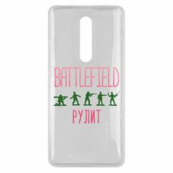 Чохол для Xiaomi Mi9T Battlefield rulit