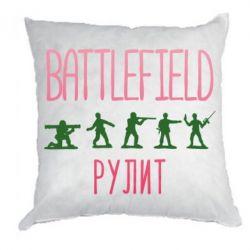 Подушка Battlefield rulit