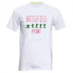 Чоловіча спортивна футболка Battlefield rulit