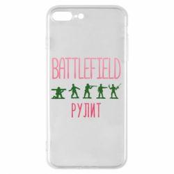 Чохол для iPhone 7 Plus Battlefield rulit