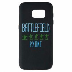 Чохол для Samsung S7 Battlefield rulit